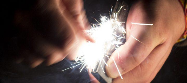 Campfire Sparks