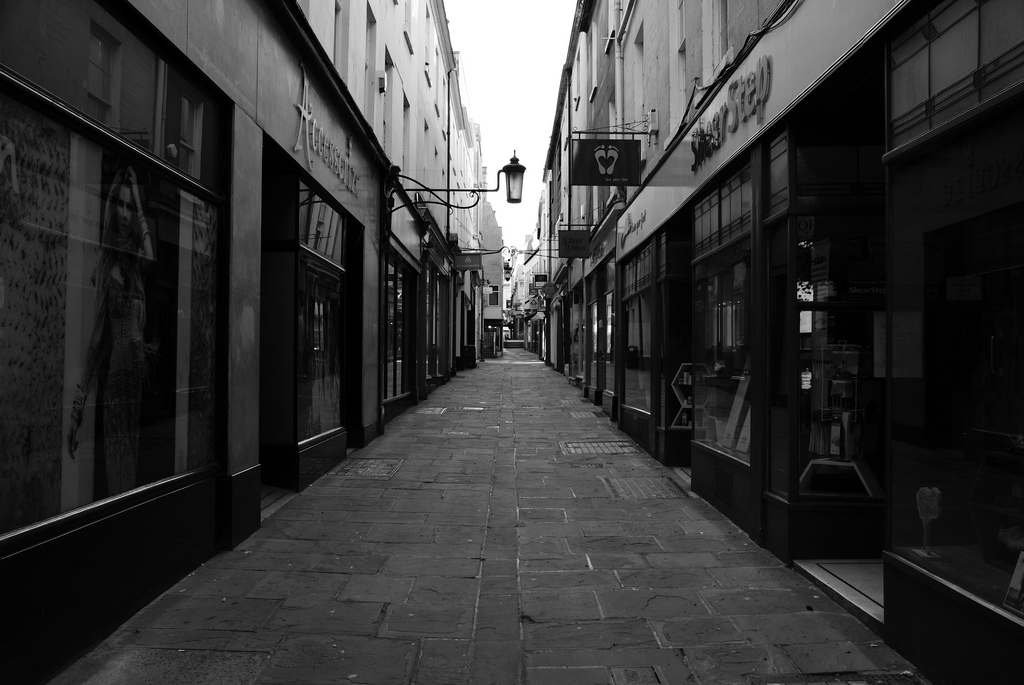 Alley in Bath