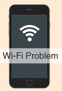 iPhone no wifi